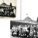 Обработка, реставрация и окрашивание ч/б фото