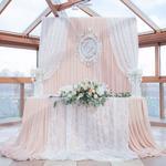 Свадьба в цвете пудра Киев