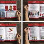 Разработка брошюр, каталогов и меню (100-200 грн за страницу)