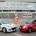 Подарункові сертифікати від автошколи «REGA»