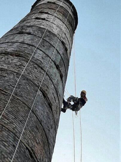 Фото Услуги альпинистов, Альпинист, высотные работы 2