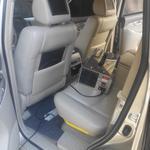 Удаление неприятных запахов в автомобиле