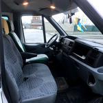 Перевозки, аренда Микроавтобус Форд-Транзит(8-мест) с водителем.