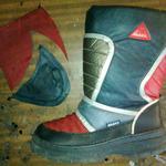 Замена верха обуви