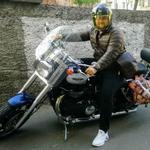 Доставка на мотоцикле