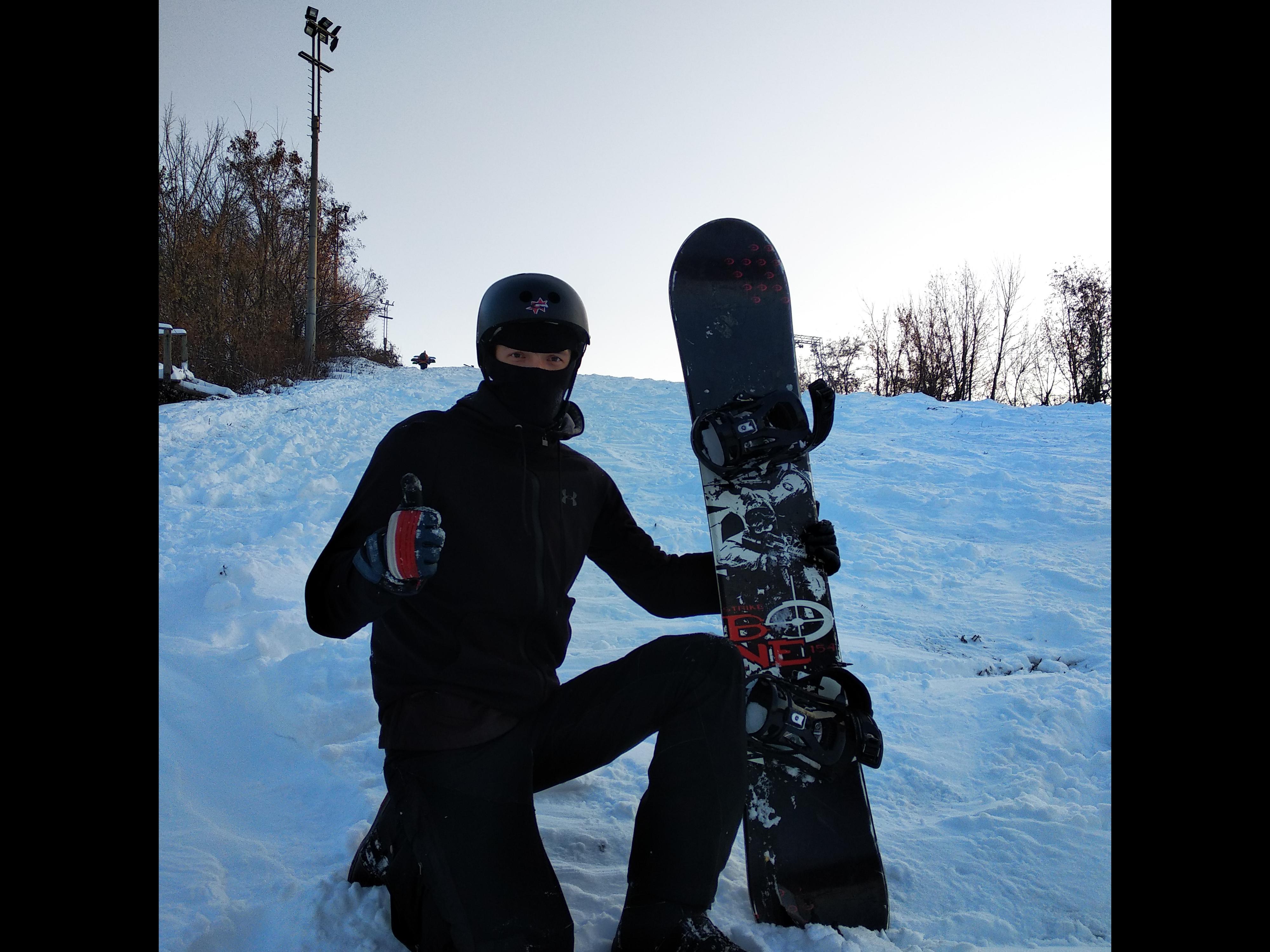 Фото Инструктор на сноуборд Киев 1