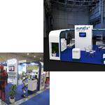 Проектирование 3d моделей выставочных стендов