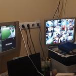 Установка и обслуживание систем видеонаблюдения.