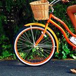 Доставка не больших посылок велосипедом