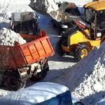 Вывоз снега Харьков