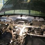 Замена радиатора печки в авто