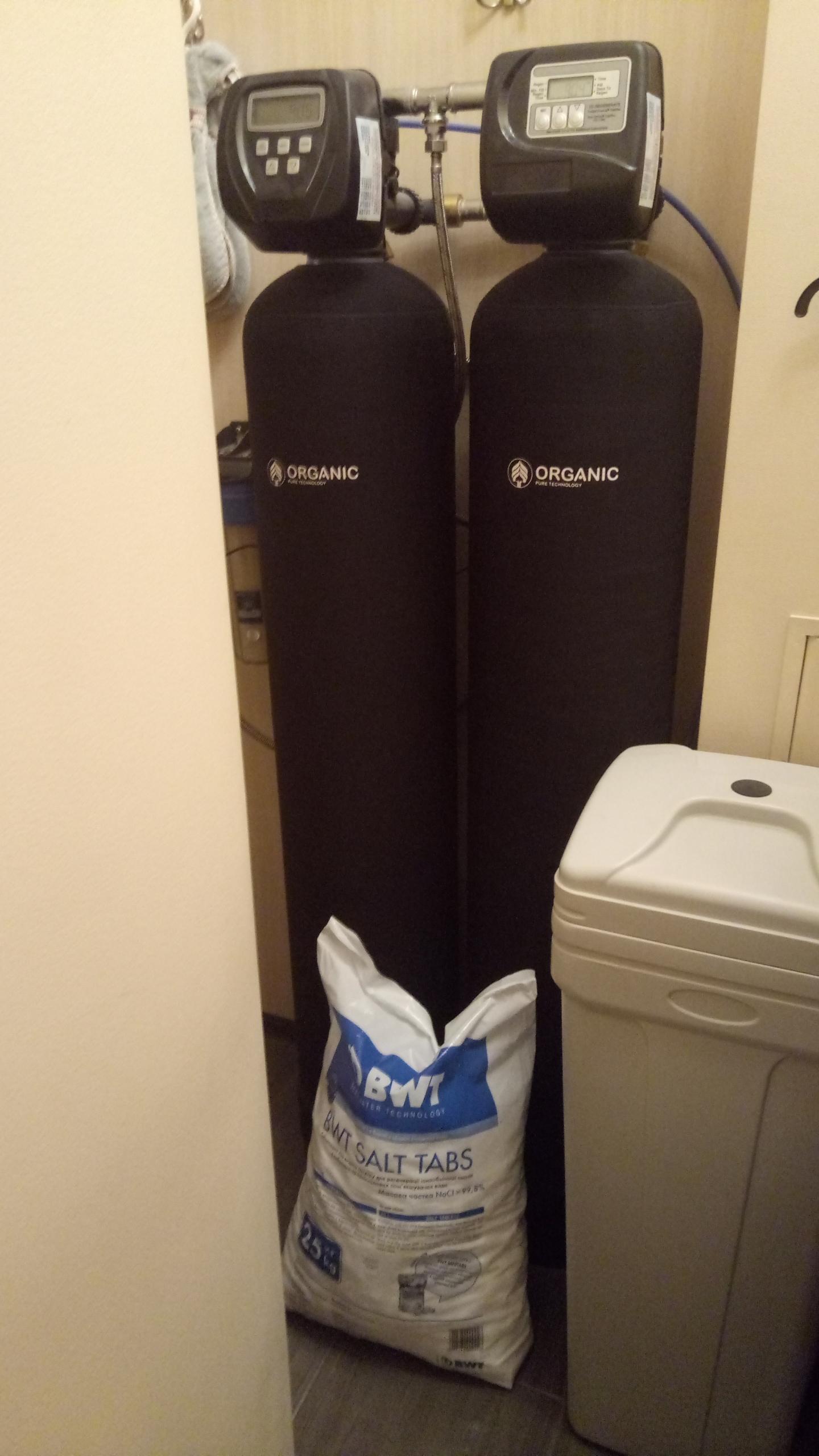 Фото Подбор и установка фильтров для воды 5
