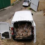 Вывоз мусора, мебели, обрезков озеленение, отходов, упаковка в мешки!