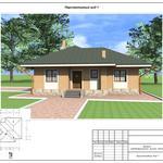 3-Д модели архитектурных объектов