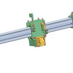 3D модели сборок и деталей, проектирование