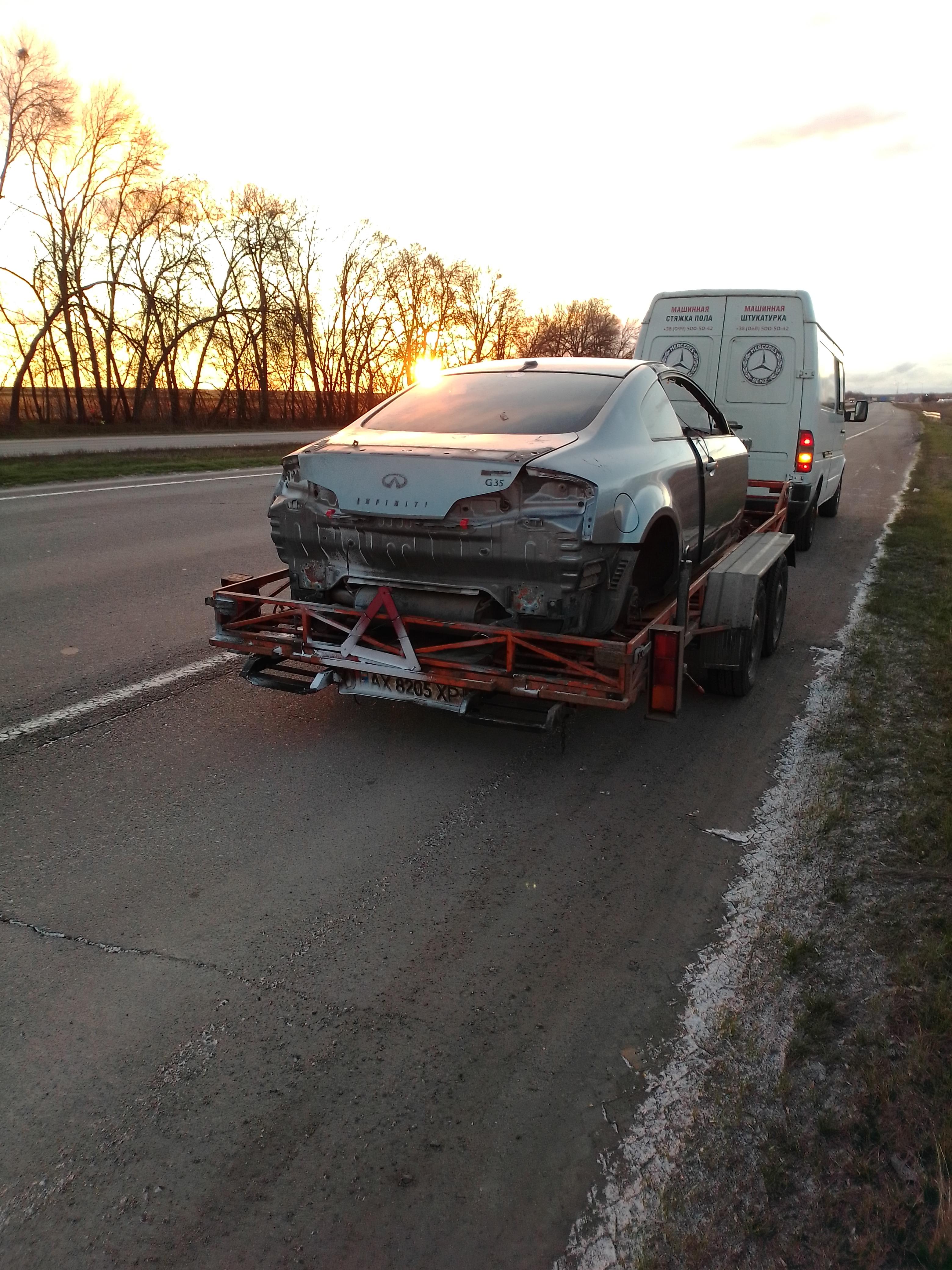 Фото Помогу забрать ваш автомобиль на лафете и отвезти по месту назначения
