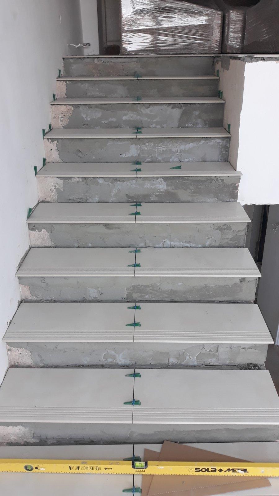 Фото Плитка на сходи