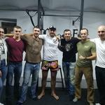 Тренировки по  тайскому боксу,кикбоксингу,боксу,кроссфиту