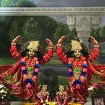 Индийская мриданга и караталы