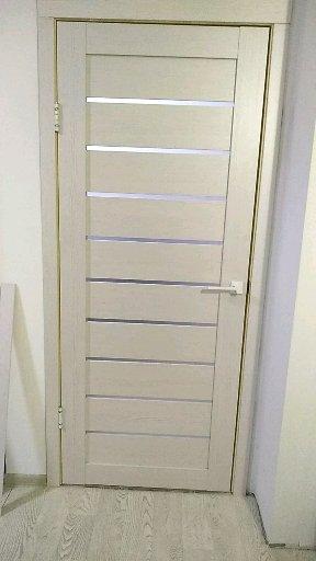 Фото Установка дверей врезка замка и наличников