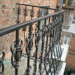 Решетки, Двери, Сварка балкона