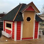 Строительство детских игровых домиков