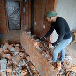 Демонтаж, подготовка помещений к ремонту.