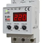 Услуги электрика: установка РКН (реле контроля напряжения).