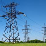 Геодезическая разметка опор линий электропередач