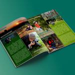 Дизайн журналов, каталогов, бренд-буков, брошур