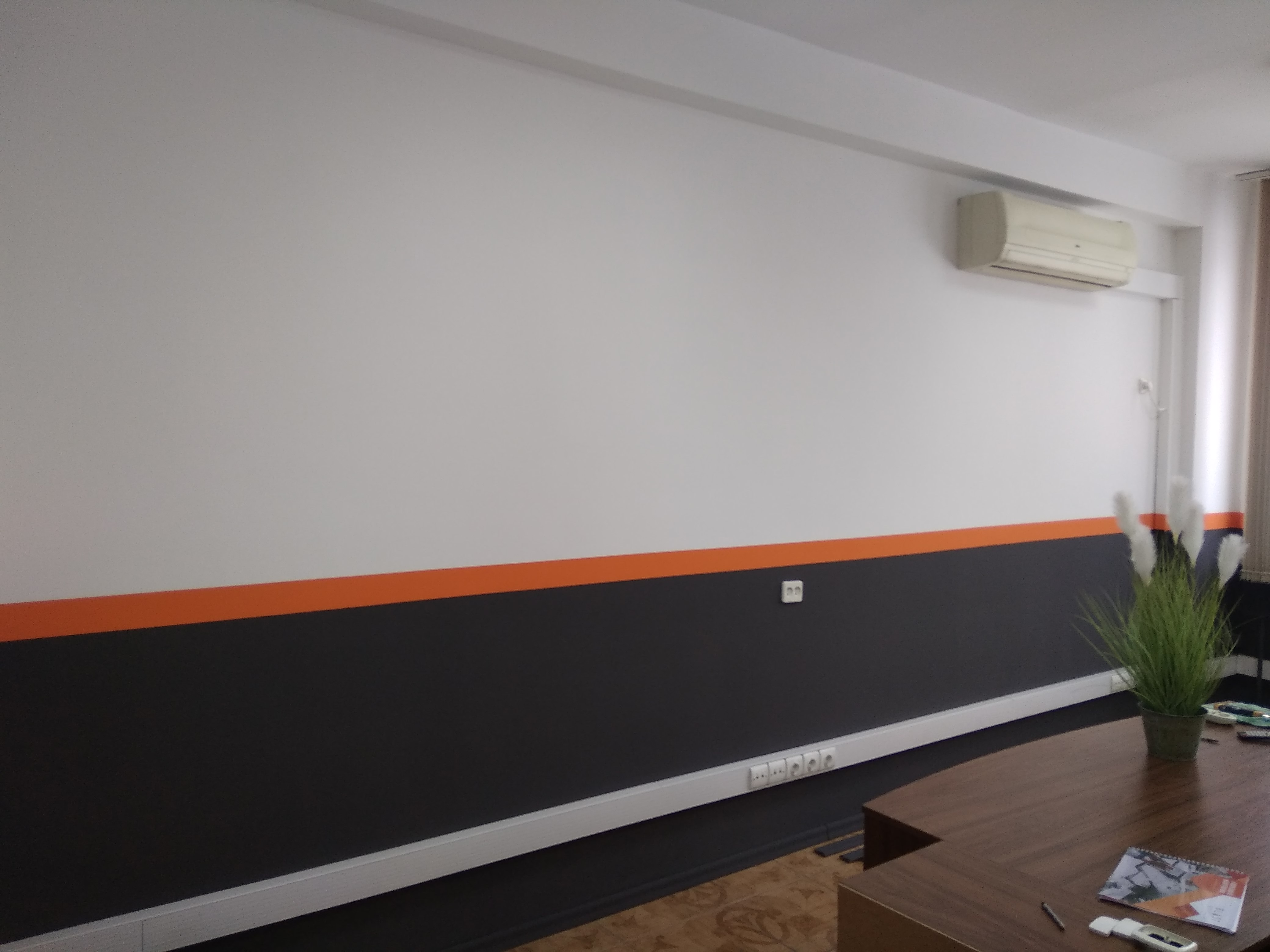 Фото Покраска стен