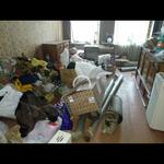 Уборка жилья умерших родственников
