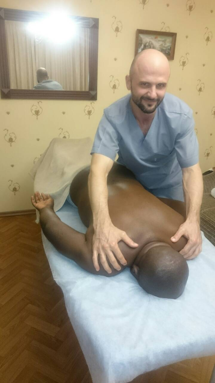 Фото Общий классический массаж.