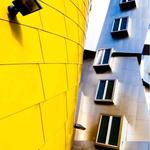 помоем фасад или витрину
