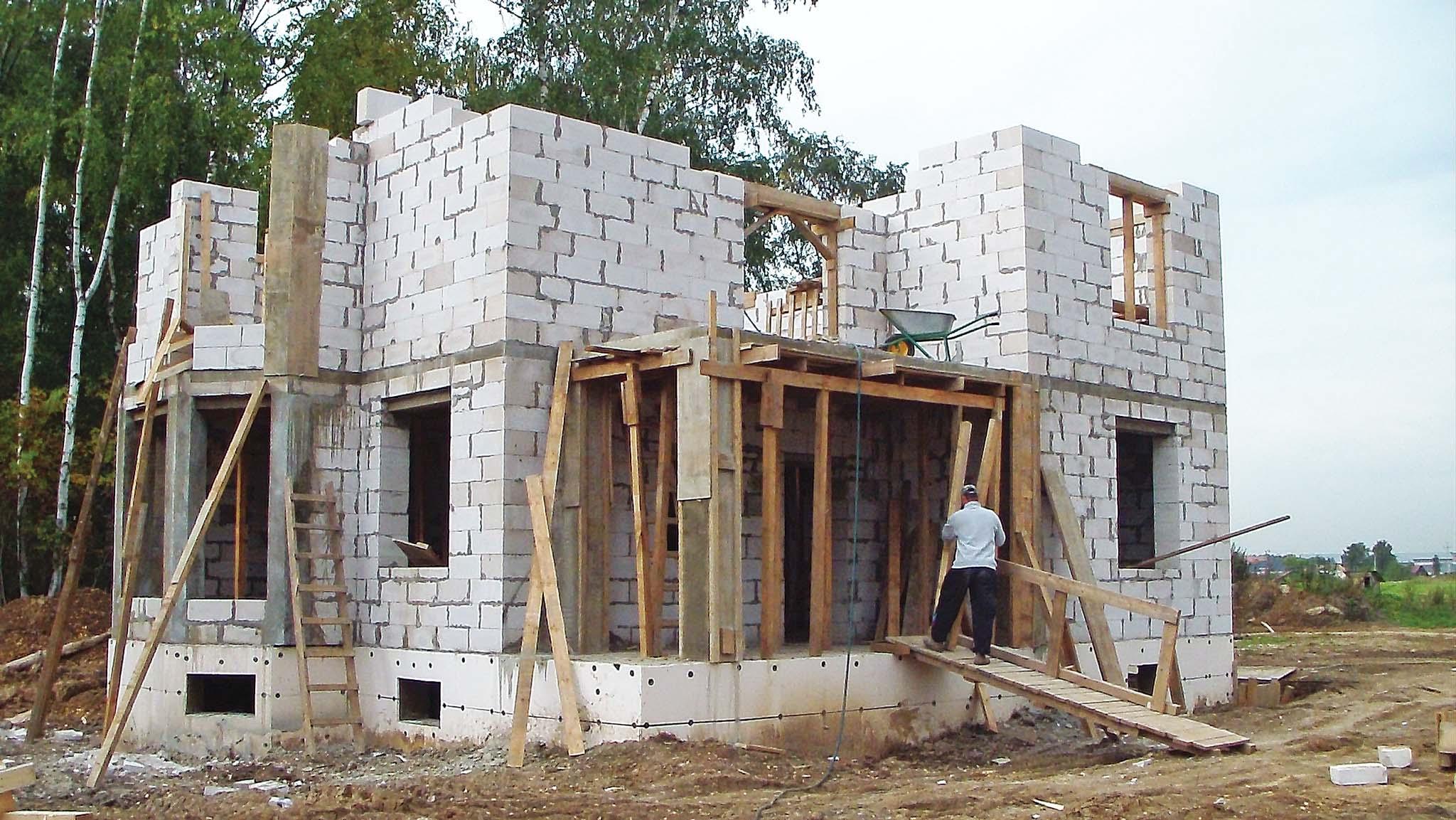 построить дом с нуля своими руками фото же, напротив, нет