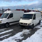 Грузоперевозки, переезды по Киеву и Украине