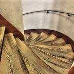 Лестницы монтаж, обшивка деревом