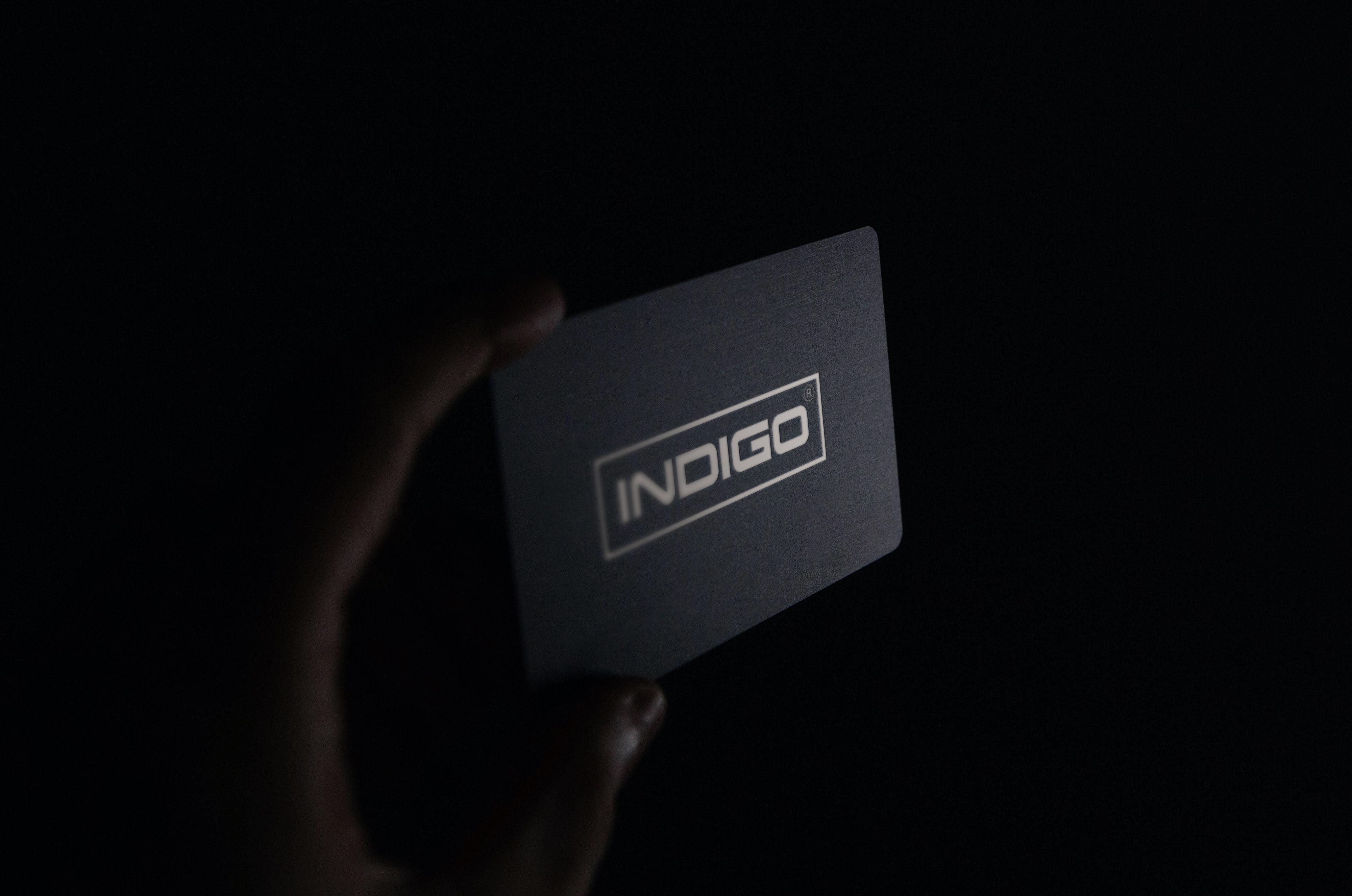 Фото Шрифтовой логотип в стиле минимализм