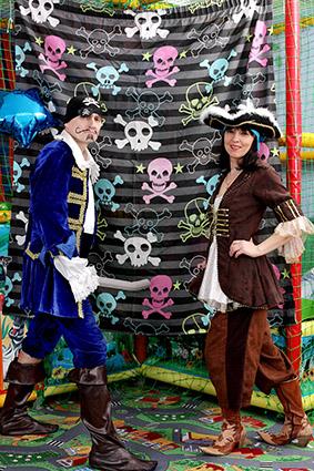 Фото Аниматоры Днепр Пиратская вечеринка!