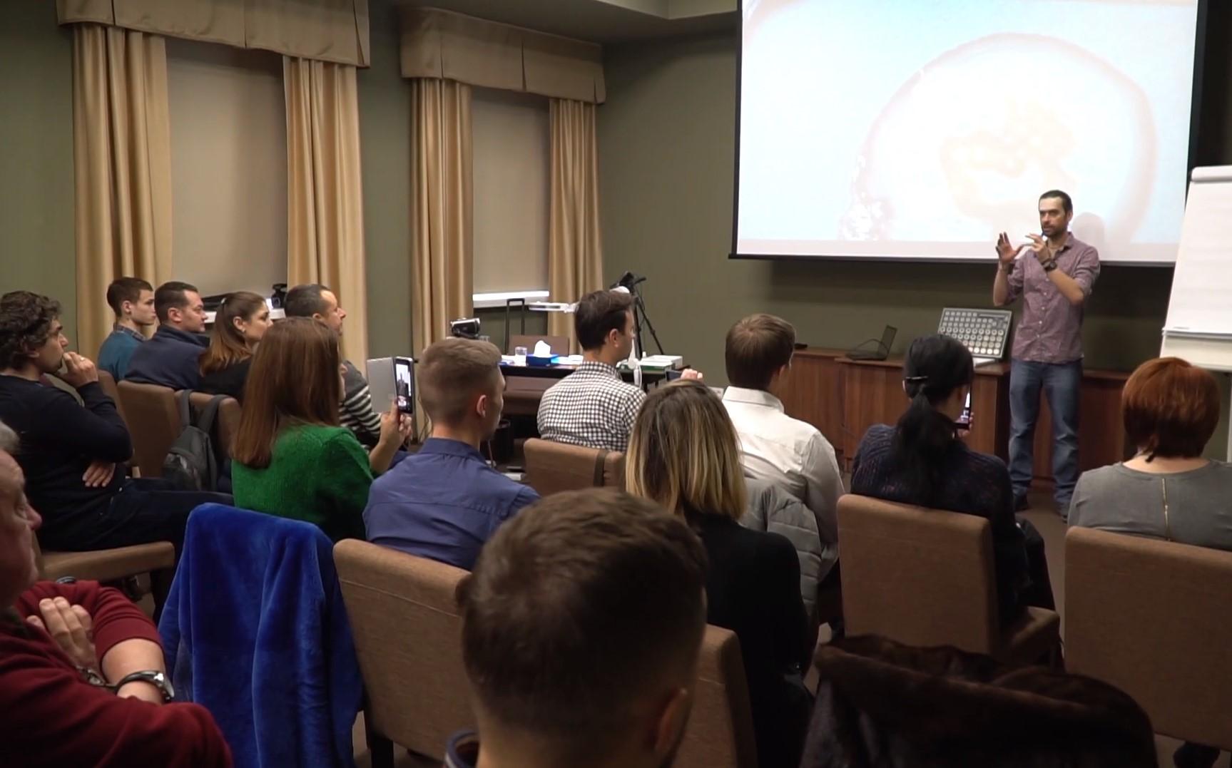 Фото Видеосъемка конференции, мероприятия 1