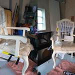 Перетяжка и ремонт мебели, перетяжка диванов, стульев, кроватей