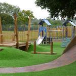 Озеленення та обслуговування територій дитячих закладів