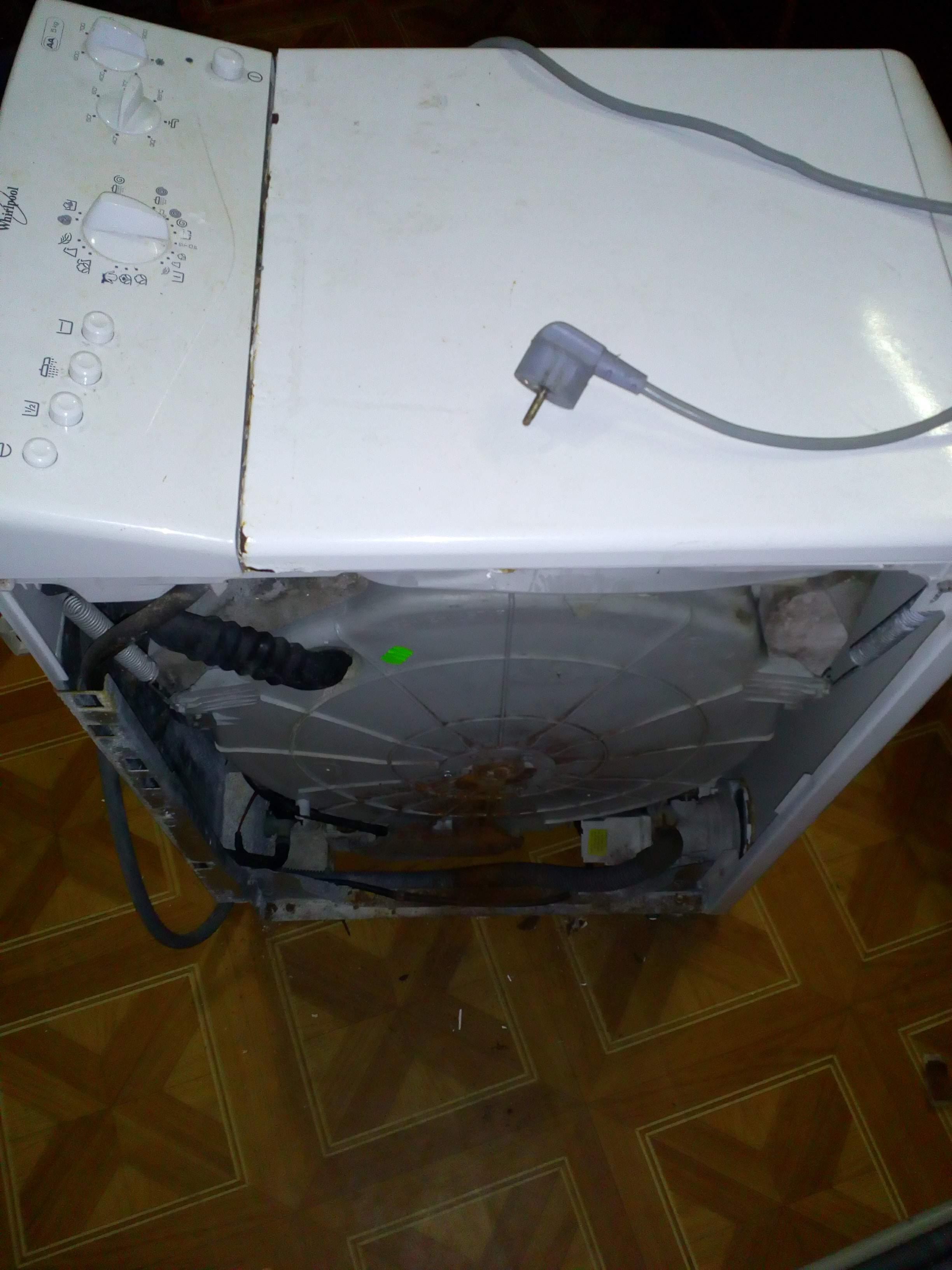 Фото Замена подшипников стиральных машин от 2 до 5 часов