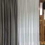 Пошив штор в гостиную, спальню и кухню