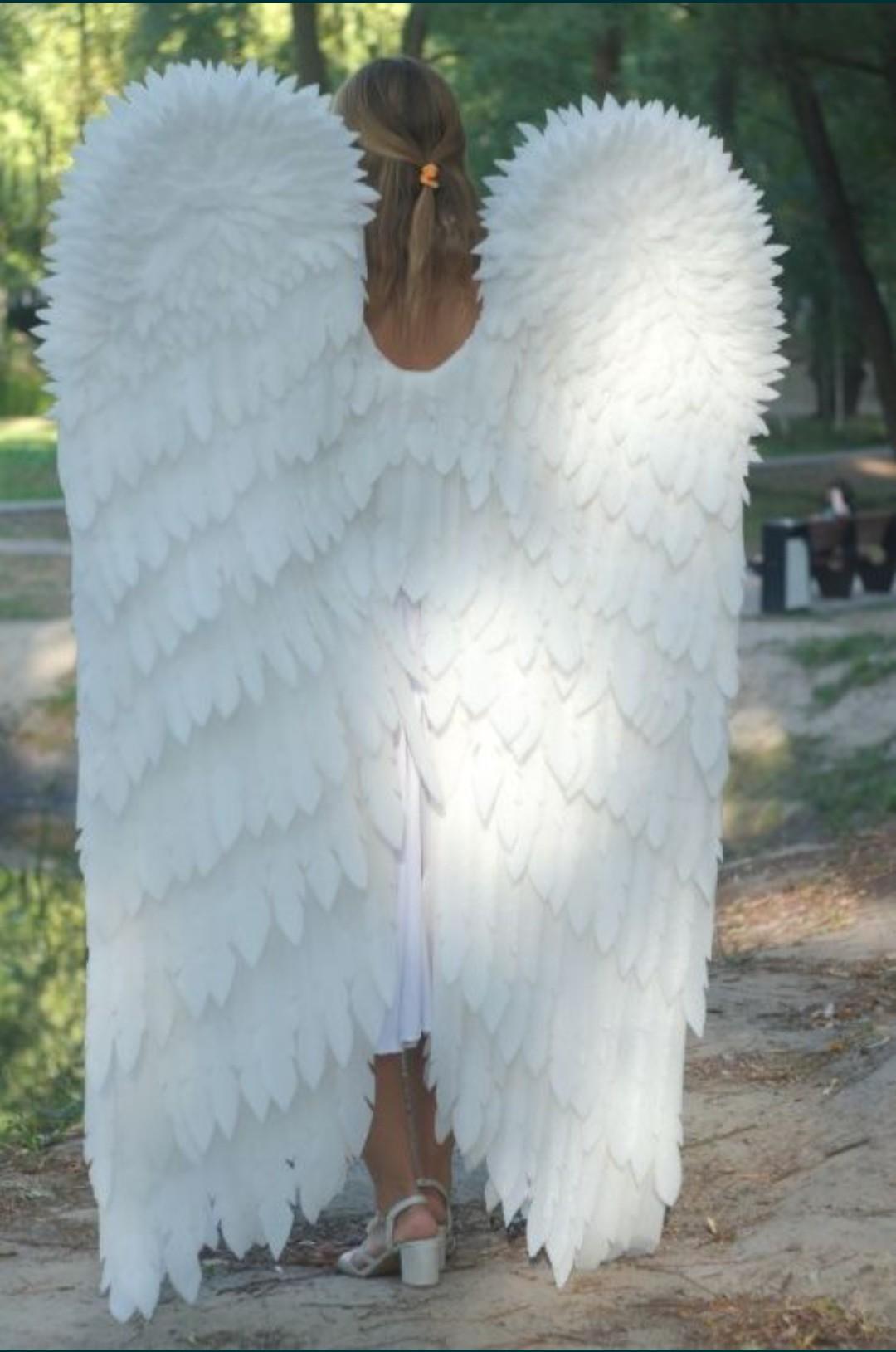 Фото Ангельские крылья 3