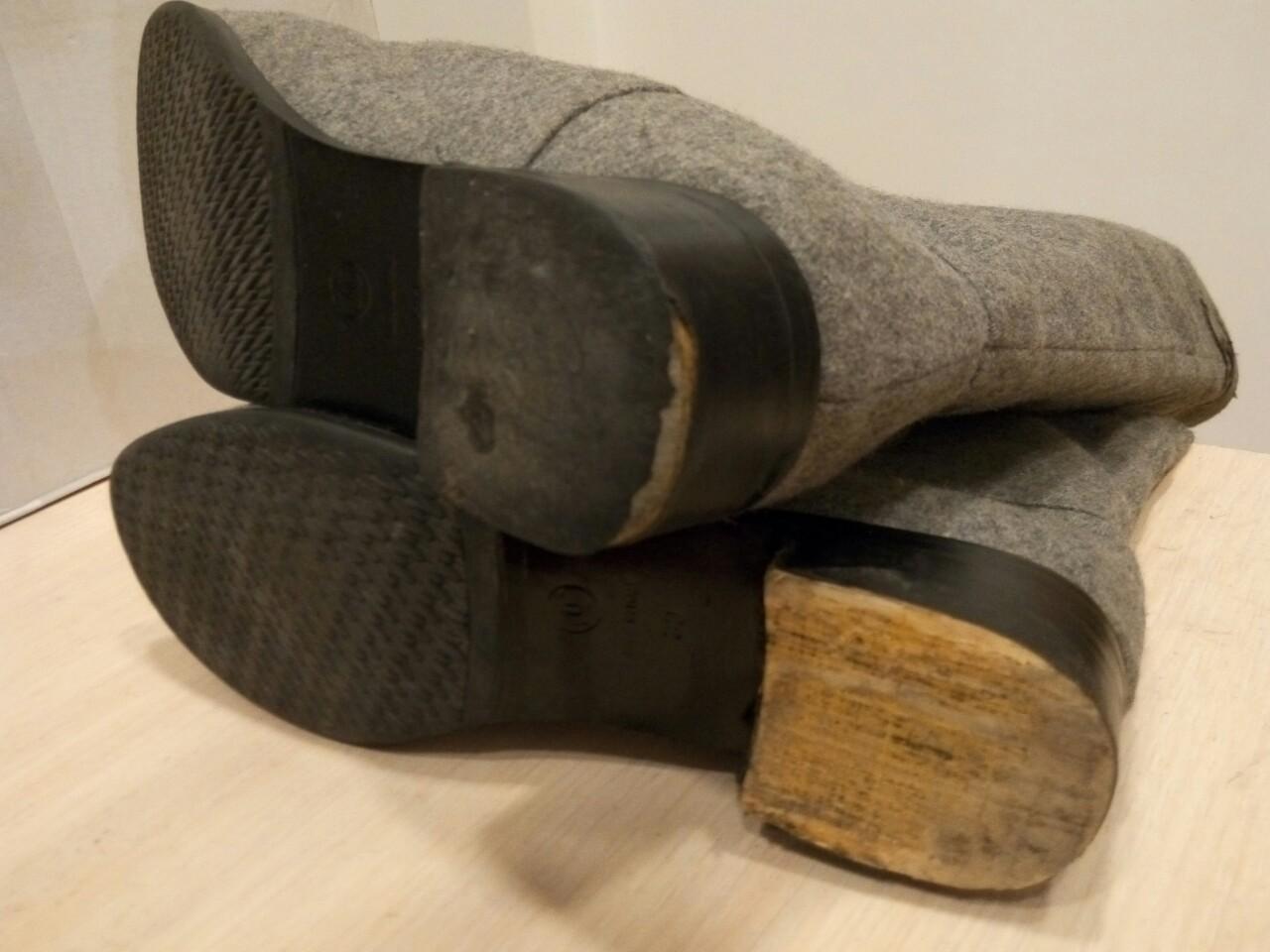 Фото Реставрация каблуков