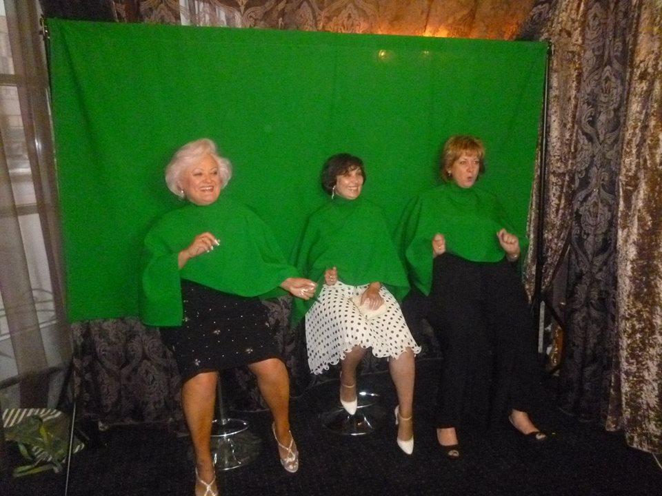 """Фото Студия """"Танцующие головы"""" для развлечения гостей мероприятия 3"""