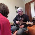 Уроки игра на гитаре/электрогитаре/бас-гитаре