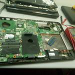Модульный ремонт ноутбуков.