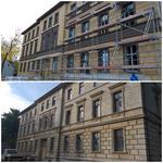 Все виды ремонта фасада